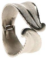 Feather Hinge Bracelet