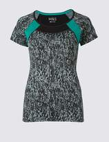 Marks and Spencer Jaspe T-Shirt