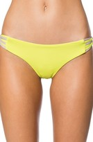 O'Neill Women's Surf Bizarre Braided Bikini Bottoms