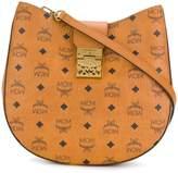 MCM Patricia Visetos Hobo medium shoulder bag