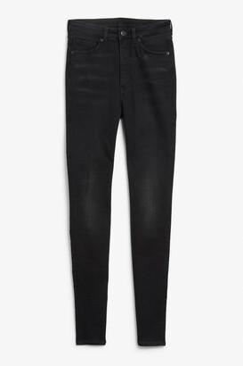 Monki Oki grey jeans