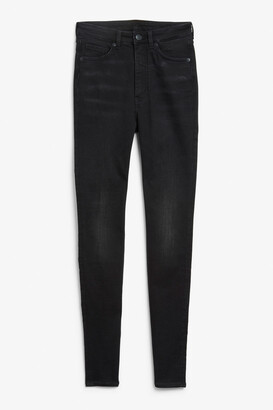 Monki Oki grey jeans