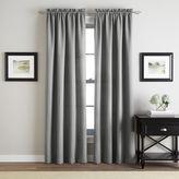 CHF Addison Twill Rod-Pocket Curtain Panel