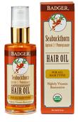 Badger Balm Seabuckthorn Hair Oil 59.1ml