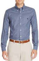 Brooks Brothers Regent Check Oxford Classic Fit Button Down Shirt