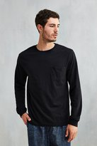 Urban Outfitters Long Sleeve Pocket Tee