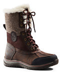 Classic Women's Avalanche Snow Boots-Dark Coriander