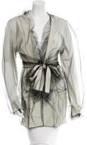 Dolce & Gabbana Layered Tulle Cardigan w/ Tags