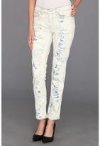 Calvin Klein Jeans Utimate Skinny Ankle Roll in Cloud (Cloud) - Apparel