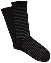 Bonds Mens Very Comfy Crew Socks 2 Pack