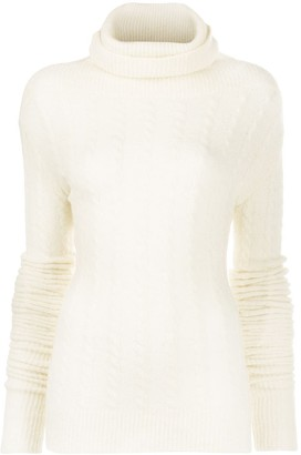 Jacquemus long-sleeve knitted jumper