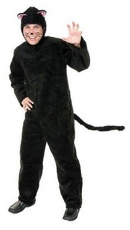 BuySeasons Women's Plush Cat Adult Costume