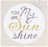 "Belle Maison ""You Are My Sunshine"" Box Sign Art"