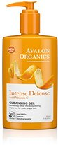 Avalon Intense Defense Cleansing Gel, 8.5 Fluid Ounce