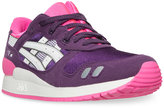 Asics Girls' GEL-Lyte III Casual Sneakers from Finish Line