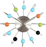 Verichron Control Brand 1820COLOR Telechron Atomic Ball Wall Clock