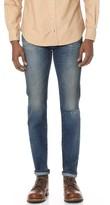 Current/Elliott The Selvedge Slim Jeans