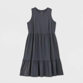 Universal Thread Women's Plus Size Sleeveless Dress - Universal ThreadTM