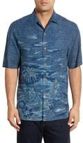 Tommy Bahama 'La Vie Island' Original Fit Silk Camp Shirt