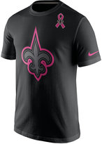 Nike Men's New Orleans Saints BCA Travel Shirt