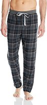 Kenneth Cole New York Men's Tri City Plaid Banded Flannel Pant