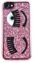 Chiara Ferragni Flirting Glittered Iphone Case