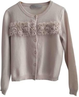 Schumacher Pink Cashmere Jacket for Women