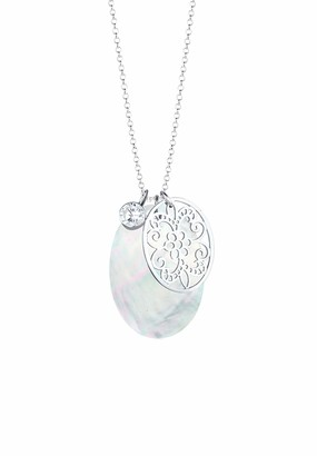 Elli 0110990412_70 70.0 centimetres Sterling Silver 925 Necklace