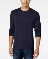 Alfani Men's Regular Fit Texture Sweater, Only at Macy's