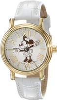 Disney Women's W001859 Minnie Mouse Analog Display Quartz Watch