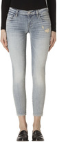 J Brand 9326 Low-Rise Cropped Skinny In Remnant