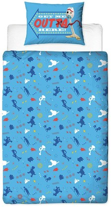Toy Story Rescue Single Duvet Cover Set