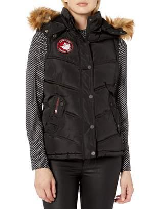 Canada Weather Gear Women's Puffer Jacket