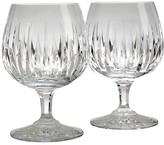 Reed & Barton Soho Brandy Glasses, Set of 2