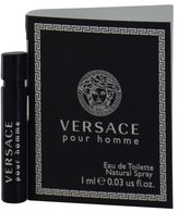 Gianni Versace Versace Signature By Edt Vial On Card