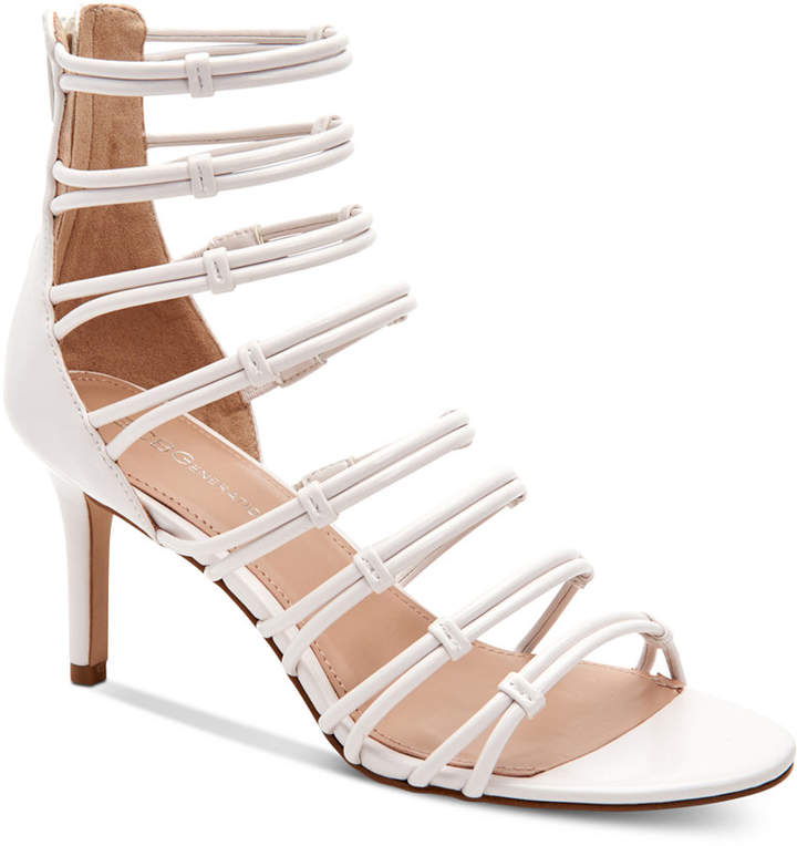 8923719b04aa5 Maria Caged Dress Sandals Women Shoes