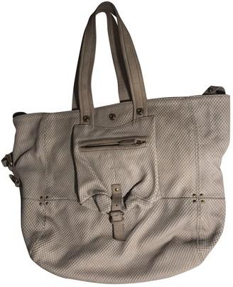 Jerome Dreyfuss Billy Grey Suede Handbags