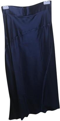 Protagonist Blue Skirt for Women