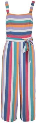 Sugarhill Brighton Millie Cruise Stripe Culotte Jumpsuit