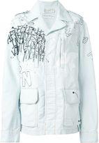 Faith Connexion 'Tag Parka' denim jacket