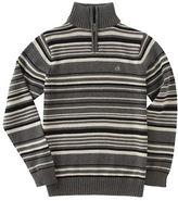 Calvin Klein Focal Half Zip Sweater