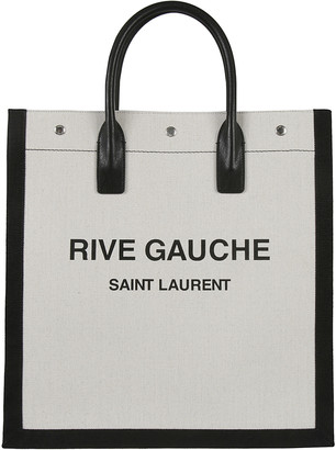 Saint Laurent Logo Shopper Bag