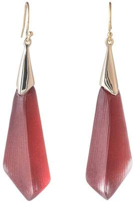 Alexis Bittar Faceted Wire Earring