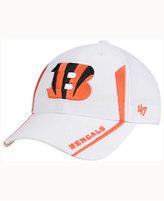 '47 Cincinnati Bengals White Arc MVP Cap