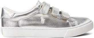 Ralph Lauren Easten Metallic EZ Sneaker