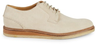 Sperry Gold Cup Crepe Suede Derby Shoes