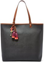 Fossil Rachel Tasseled North/South Tote