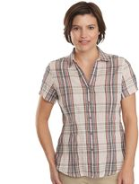 Woolrich Women's Carrabelle Plaid Button-Down Shirt
