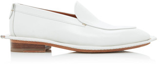 Lanvin Leather Loafers