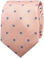 Geoffrey Beene Floral Tie